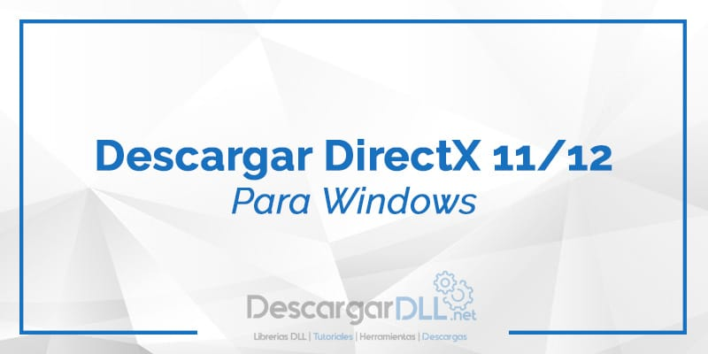 descargar directx 12 windows